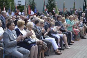Powiatowe Święto Ludowe Gruszczyce 2013