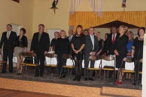 Bal ludowców w Kobierzycku