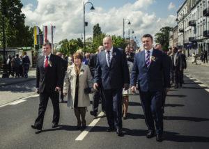 Wojewódzkie Święto Ludowe w Piotrkowie Trybunalskim