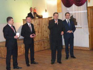 Noworoczne spotkanie ludowców we Wróblewie