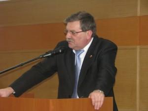 Dariusz Olejnik starostą po raz trzeci