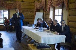 Konferencja samorządowców Województwa Łódzkiego