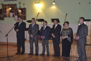 Spotkanie Noworoczne PSL w gminie Wróblew