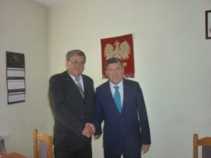 Prezes Janusz Piechociński w Łodzi