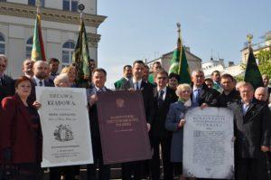 Święto Konstytucji 3 maja w Warszawie