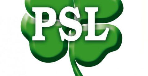 Zmiana siedziby biura Zarządu Wojewódzkiego PSL w Łodzi
