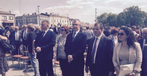Wojewódzkie Święto Ludowe – Poddębice 2016