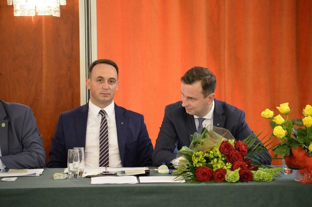 V Wojewódzki Zjazd Delegatów PSL w Łodzi