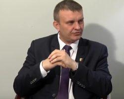 """Starosta Mariusz Bądzior w programie """"Nasze sprawy"""""""
