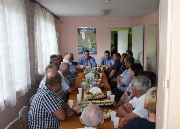 Spotkanie ludowców w Brzeźniu