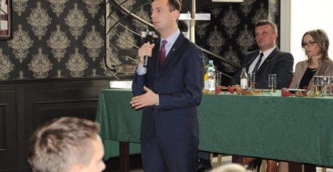 Władysław Kosiniak – Kamysz w Piotrkowie Trybunalskim