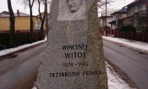 143. rocznica urodzin Wincentego Witosa