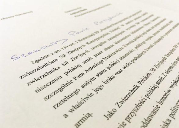 Fatalna sytuacja polskiej armii. PSL apeluje do prezydenta