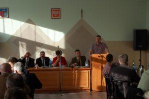 Zjazd Gminny PSL we Wróblewie