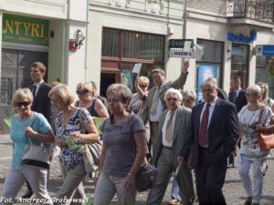 Inauguracja kampanii wyborczej w Łodzi