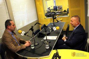 Nasze Radio: Wicestarosta Kanicki o inwestycjach drogowych