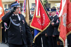 Powiatowy Dzień Strażaka w Goszczanowie