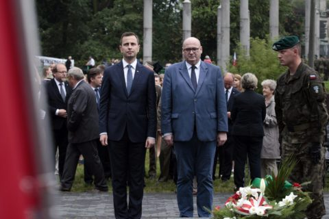 74. rocznica Rzezi Wołyńskiej. Ludowcy pamiętają
