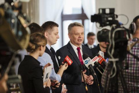 Jurgiel musi odejść. Wniosek PSL ponownie w Sejmie