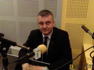 Mariusz Bądzior o inwestycjach powiatu