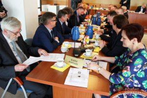 Rada powiatu o sytuacji w rolnictwie