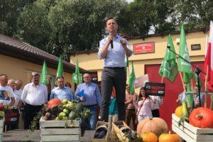 Kosiniak-Kamysz: Powstrzymamy fałszywych obrońców polskiej wsi