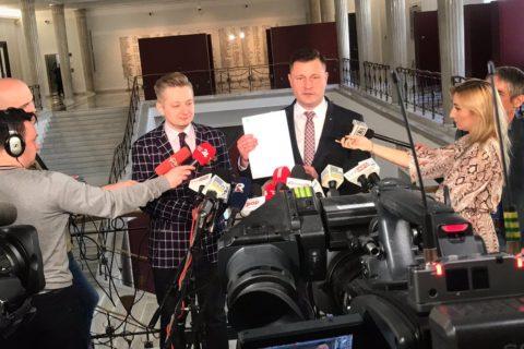Pakiet Społeczny Ludowców złożony w Sejmie