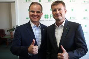 Tomasz Woźniak i Michał Terka do Sejmu