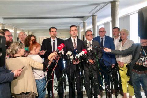 Jest Klub Parlamentarny Koalicja Polska – PSL – Kukiz15