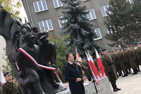 Pomnik Batalionów Chłopskich w Warszawie