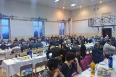 Noworoczne spotkanie ludowców w Błaszkach