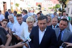 Prezes Piechociński w Sieradzu