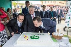 Wojewódzkie Święto Ludowe w Żelechlinku