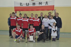 I Turniej Piłki Nożnej OSP w Błaszkach - 13.01.2013