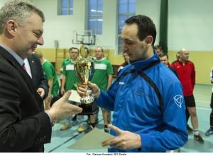 II Turniej Piłki Nożnej OSP w Błaszkach - 19.01.2014